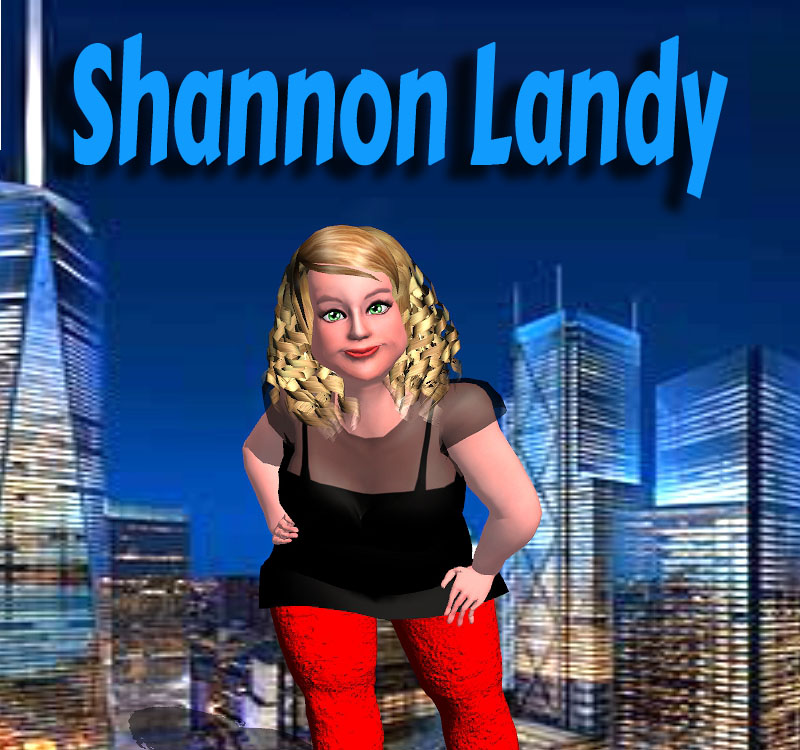 Shannon poster