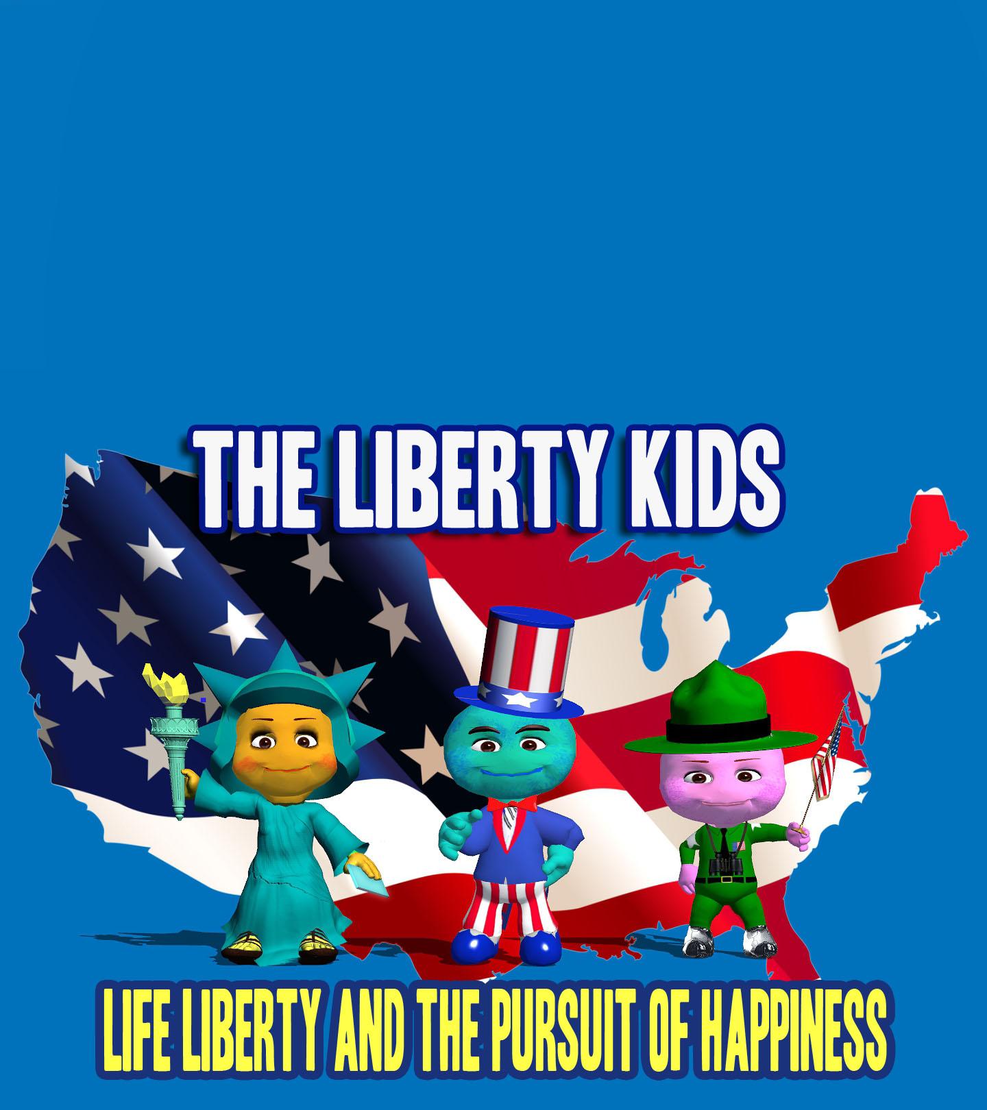 a liberty kids cove2r